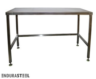 EnduraSteel™ Stainless Steel Biomedical Research Table