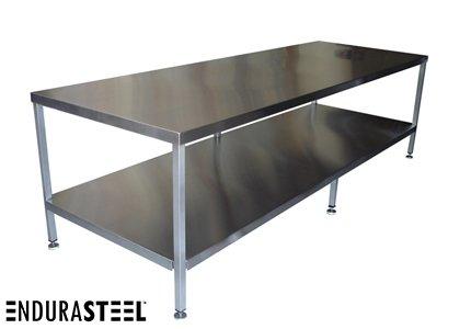 Stainless Steel Kitchen Prep Table Endurasteel Stainless Steel Tables